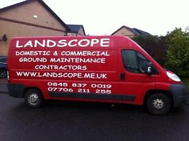 Gardener driver ground maintenance operative required (EXPERIENCED) for Cumbernauld based company