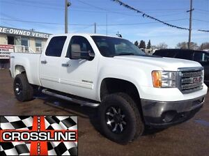 2014 GMC Sierra 3500 | Custom Truck | Power Options | Low Km's |
