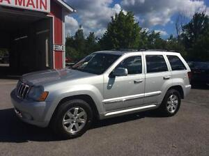 Jeep Grand Cherokee édition S  2008