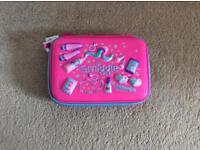 Pink Smiggle Pencil Case.