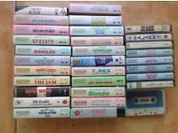 Music cassettes