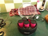 Rollers Tresemme Heated