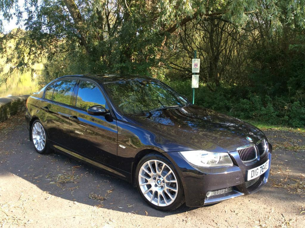 2006 BMW 320SI M SPORT LIMITED EDITION - BRAND NEW ENGINE FROM BMW ...