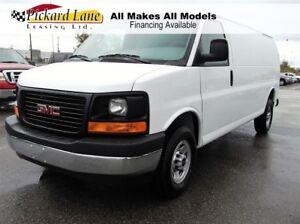 2017 GMC Savana 2500 Work Van MANY AVAILABLE! EXTENDED LONG WHEE