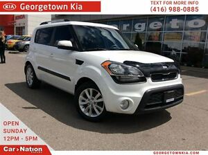 2013 Kia Soul 2.0L 2u | MANUAL | BLUE TOOTH | HEATED SEATS