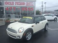 2007 MINI Cooper Automatique 128 846 Km TEXTO 514-794-3304
