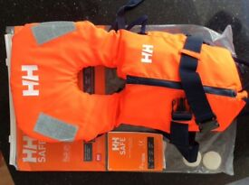 Helly Hanson Junior Safe Lifejacket.