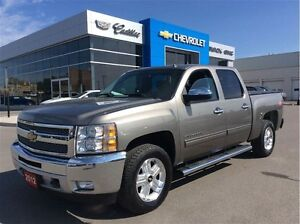 2012 Chevrolet Silverado 1500 LT | Bluetooth | Chromed Running B