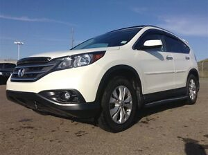 2014 Honda CR-V Touring | NAV | HEATED LEATHER | MOONROOF