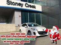 2012 Mazda MAZDA3 GS-SKY Sport, finance from 0.9%
