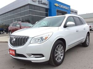 2016 Buick Enclave   AWD   Bluetooth   7 Seater   Rear Cam