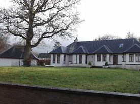 Detached 4 Bedroom house to rent in a rural village nearby school and easy commute to Dundee/ Perth