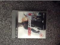 PS 3 game just cause 2