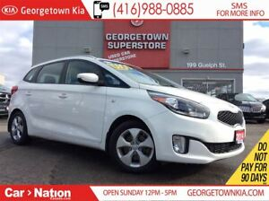 2014 Kia Rondo ALLOY WHEELS| HTD SEATS| ONLY 36801KMS FOG LIGHTS