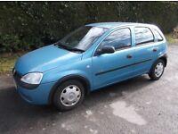 Vauxhall Corsa 1.2 GLS 5 door.