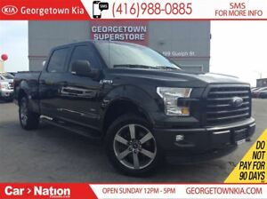 2015 Ford F-150 SPORT | LEATHER| PANO ROOF| ONE OWNER| NO ACCIDE