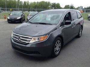 2012 Honda Odyssey EXL MAGS CUIR 8 PASSAGERS