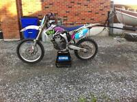 2008 yz250f for sell