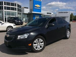 2013 Chevrolet Cruze LS | AUTO TRANSMISSION | BLUETOOTH | USB IN