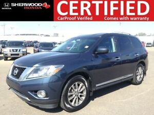 2015 Nissan Pathfinder SL 4X4|HEATED LEATHER + STEERING| POWER L