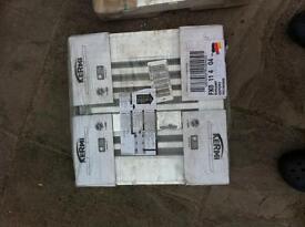 Compact Radiator Kermi H400 L400 D60mm