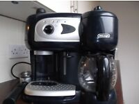 De'Longhi BCO261 Pump Combi Coffee Machine