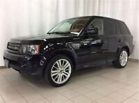 2012 Land Rover Range Rover Sport HSE LUX, Bas Kilométrage, Jama