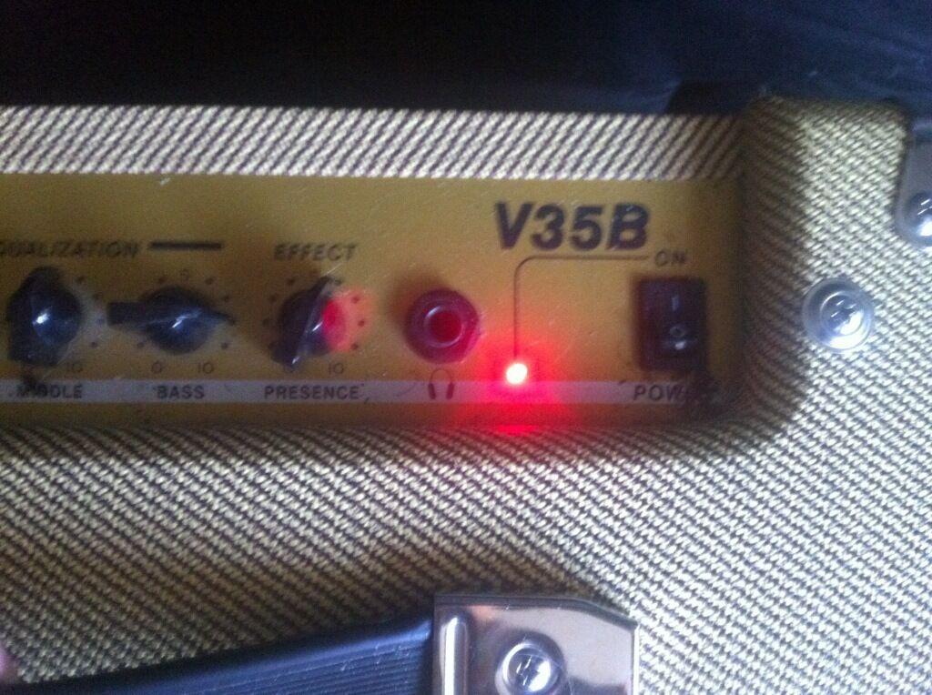 Belcat Amps Bass Belcat 35w Bass Amp