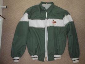 1980s Jaguar owners club jacket