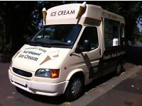Ice Cream Van Hire - Surrey, South West London