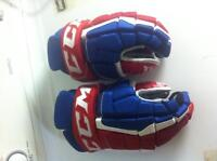 Montreal Canadiens pro stock return senior 14""