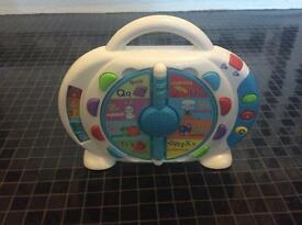 Interactive Learning Toy