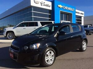 2012 Chevrolet Sonic LT | Bluetooth | Automatic | Alloy Wheels