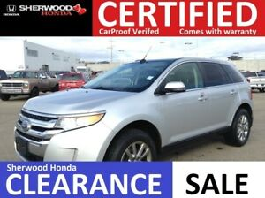 2013 Ford Edge Limited AWD| FULLY LOADED| NAVI|POWER LIFTGATE