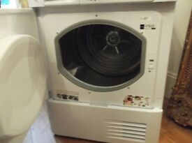brand new hot point condensing tumble dryer can deliver in plymouth area or saltash