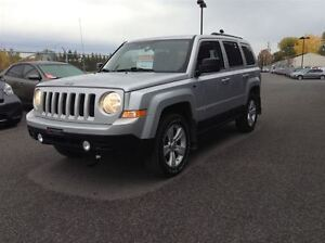 2012 Jeep Patriot NORTH EDITION AWD A/C MAGS