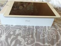 "iPad 6th generation 32GB 9.7"" screen wifi and cellular"