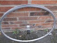 700cc weinmann 8 speed free hub rear wheel