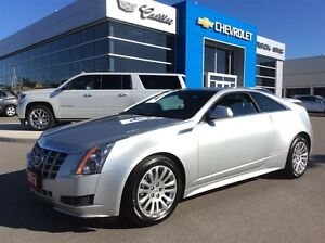 2013 Cadillac CTS l AWD   Coupe   Bluetooth   Rear Cam