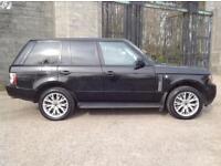 Land Rover Range Rover TDV8 WESTMINSTER (black) 2012-10-26