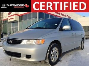 2004 Honda Odyssey EX-L | REMOTE START | HEATED LEATHER | CRUISE