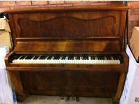 Grand antique piano