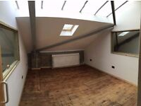 Cost Effective Office / Work Space with Lovely Natural Light and Super Fast Wifi