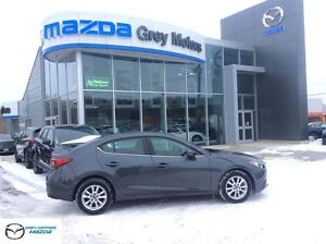 2014 Mazda MAZDA3 GS-SKY, 6-SPEED, HEATED SEATS, BLUETOOTH, NAV
