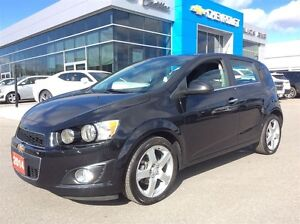 2014 Chevrolet Sonic LT | Bluetooth | Rear Cam | Sunroof
