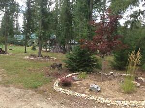 Large Mabel Lake Golf Course Lot
