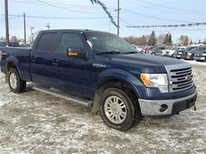 2013 Ford F-150 Lariat   Leather   SYNC  