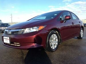 2012 Honda Civic LX | CRUISE | BLUETOOTH | AC | AUX