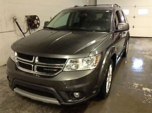 2015 Dodge Journey LIMITED MAGS 19 TOIT OUVRANT 7 PASSAGERS