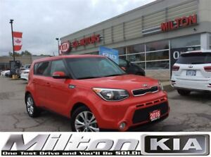 2016 Kia Soul EX | ALLOYS | HEATED SEATS | BLUE TOOTH